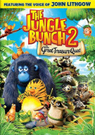 Jungle Bunch 2, The: The Great Treasure Quest Movie