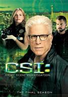 CSI: Crime Scene Investigation - The Fifteenth Season Movie