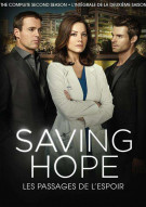 Saving Hope: The Complete Second Season Movie