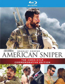 American Sniper: The Chris Kyle Commemorative Edition Blu-ray