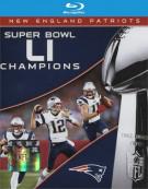 Superbowl 51 (Blu-ray + DVD Combo) Blu-ray