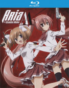 Aria the Scarlet Ammo AA: The Complete Series (Blu-ray + DVD Combo)  Blu-ray