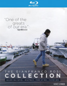 Gianfranco Rosi Collection, The Blu-ray