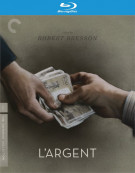 Largent: The Criterion Collection Blu-ray