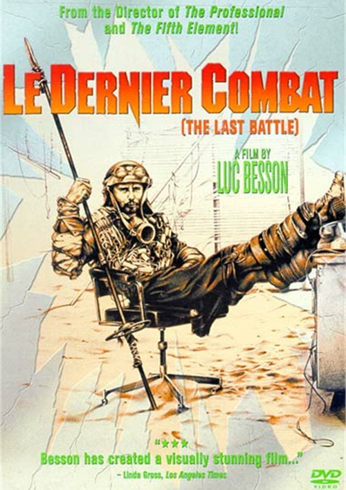 Le Dernier Combat (The Last Battle) Movie