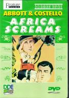 Abbott & Costello: Africa Screams (DDE) Movie