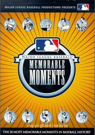 MLB: Memorable Moments - 30 Most Memorable Moments Movie