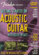 Fender Presents: Getting Started On Acoustic Guitar Movie