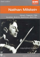 Nathan Milstein: Mozart, Paganini, Falla, Novacek, Brahms, Beethoven, Bach, Etc. Movie