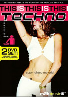 This Is Techno 2 Disc Set Movie