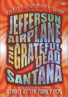 Jefferson Airplane / The Grateful Dead / Santana: A Night At The Family Dog Movie