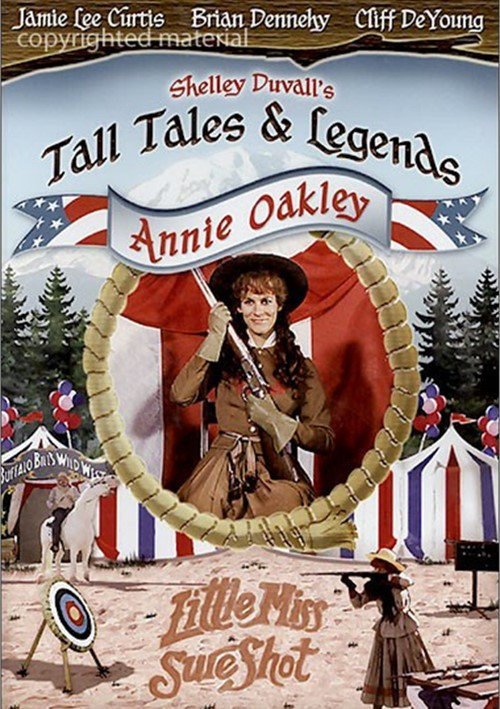 Tall Tales & Legends: Annie Oakley Movie