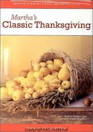 Martha Stewart Holidays: Classic Thanksgiving Movie