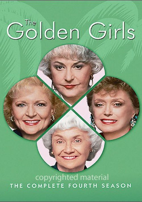 Golden Girls, The: The Complete Fourth Season Movie