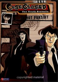 Case Closed: Season 1, Volume 2 - In Hot Pursuit Movie