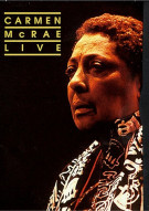 Carmen McRae: Live Movie