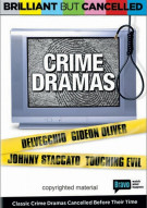 Brilliant But Cancelled: Crime Dramas Movie