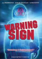 Warning Sign Movie