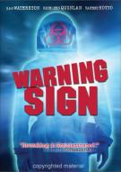 Warning Sign Movie