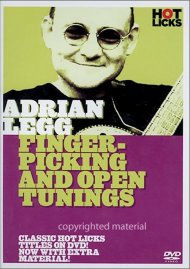 Adrian Legg: Fingerpick & Open Tuning Movie