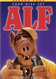 Alf: Season Four Movie
