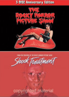 Rocky Horror Picture Show / Shock Treatment: 3 Disc Anniversary Edition Movie