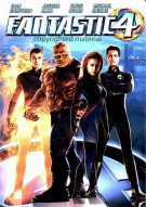 Fantastic Four (Widescreen & Fullscreen) Movie