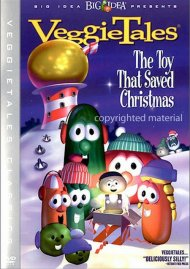 Veggie Tales: The Toy That Saved Christmas Movie