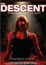 Descent, The: Unrated (Widescreen) Movie