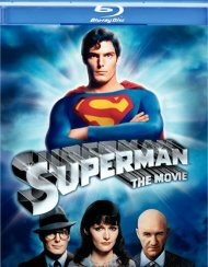 Superman: The Movie Blu-ray
