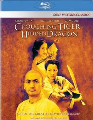 Crouching Tiger, Hidden Dragon Blu-ray
