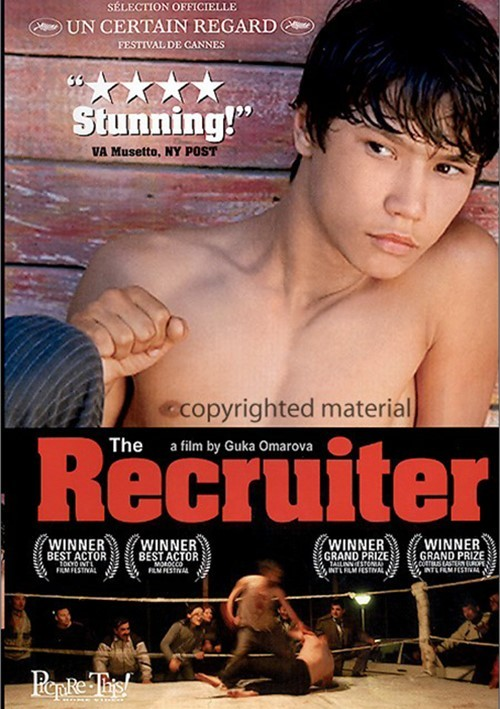 Recruiter, The Movie