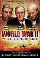 World War II When Lions Roared Movie