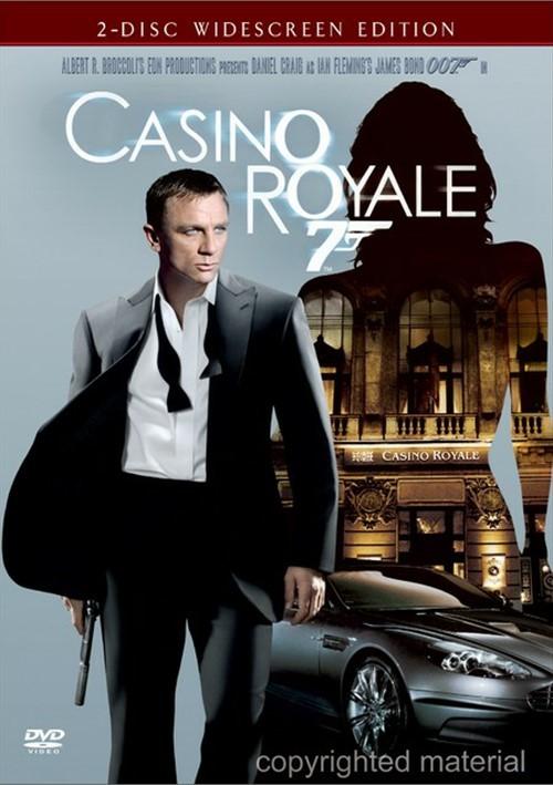 Casino Royale (Widescreen) Movie