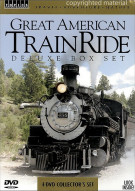 Great American Train Ride: Deluxe Box Set Movie
