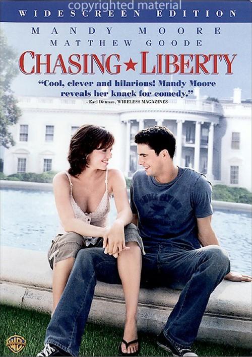 Chasing Liberty (Widescreen) (DVD 2004) | DVD Empire