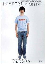 Demetri Martin. Person. Movie