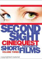 Second Sight: Volume Three Movie