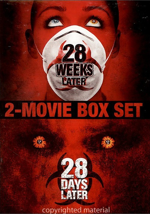 28 Weeks Later / 28 Days Later (2 Pack) Movie