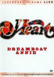 Heart: Dreamboat Annie Live Movie
