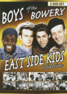Boys Of The Bowery: The East Side Kids Collection Movie