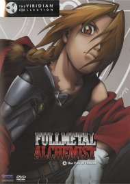 Fullmetal Alchemist: Volume 4 - The Fall Of Ishbal Movie