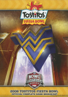 2008 Tostitos Fiesta Bowl: West Virginia Vs. Oklahoma Movie