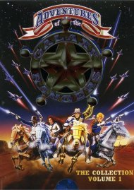 Adventures Of The Galaxy Rangers: The Collection - Volume 1 Movie