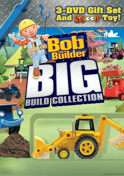 Bob The Builder: Big Build Collection Movie