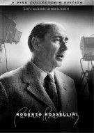 Roberto Rossellini: 2-Disc Collectors Edition Movie