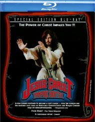 Jesus Christ Vampire Hunter Blu-ray