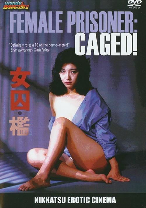 Female Prisoner: Caged! Movie