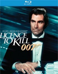 Licence To Kill (Repackage) Blu-ray