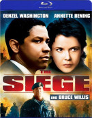 Siege, The Blu-ray